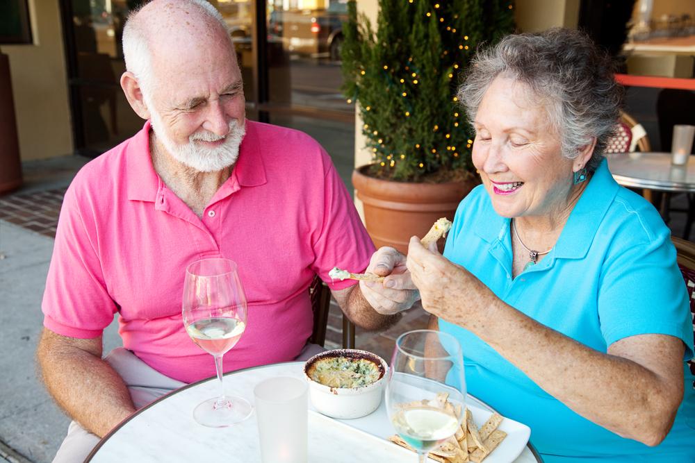 Menus for Seniors