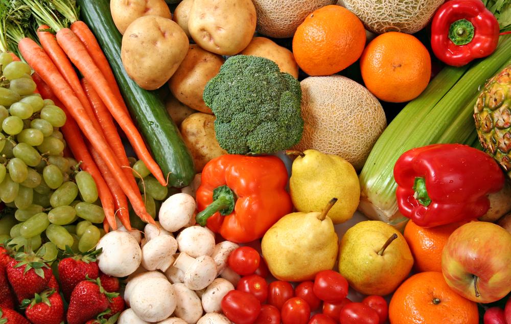 Super Fruits and Vegetables