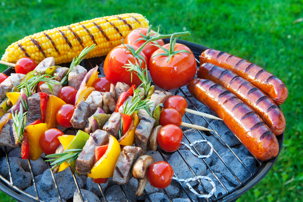 Food Menu Program Ideas Planning A Healthy Cookout
