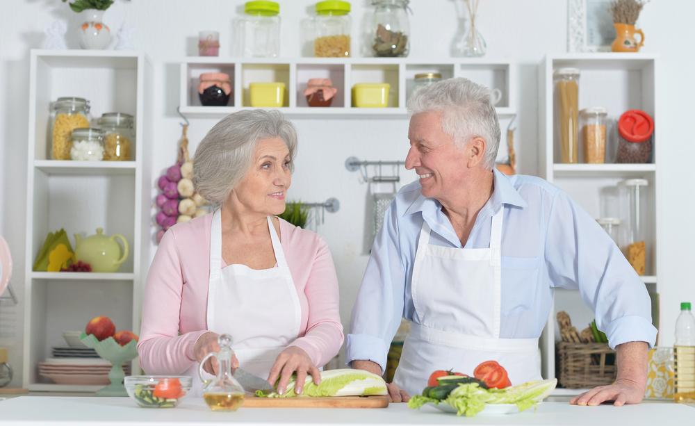 eating tips for seniors