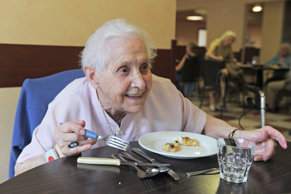 Assisted Living Food Programs