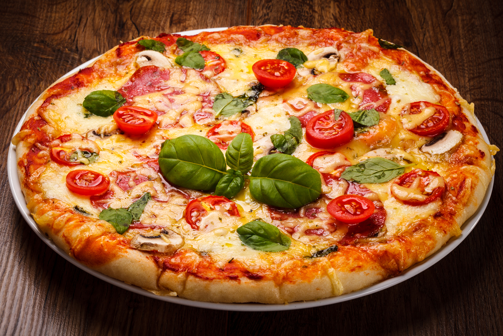 Dietitian-Approved Menus Make Pizza Healthier