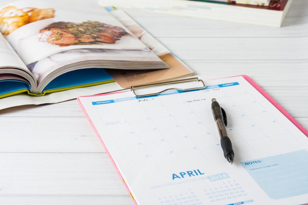 Menu Planning Program
