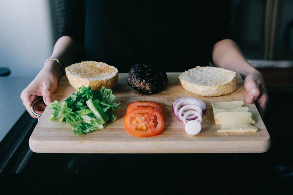 Menu Planning Programs Help Build Healthier Burgers