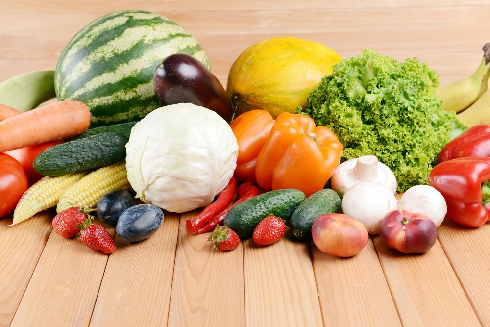 Seasonal Menus for SeniorsBest Produce Picks for August